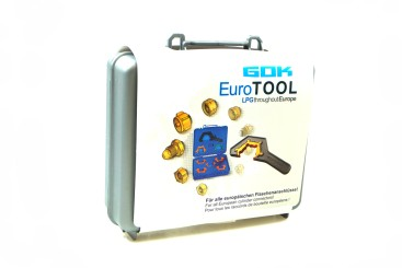 GOK Gasschlüssel Euro Tool