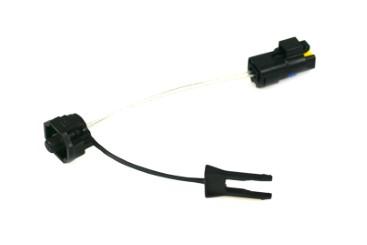 OMVL capteur de température de gaz pour rail d'injection SuperLight (plastique), à insérer