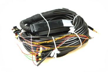 STAG 300-6 QMAX PLUS- arnés de cables de 8 cilindros