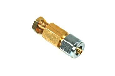 Verbindungsstück 8mm Kupfer auf 6mm Flexleitung