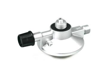 GOK Niederdruckregler EN61 0,6kg/h 29mbar - GAZ x G1/4LH-KN SBE