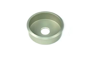 Prins VSI-2.0 bague d'adaptation aluminium pour commutateur Hall RGB 0-95 ohms