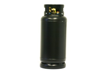 Gas cylinder Ø 300 x 720 mm 36 litres - liquid extraction for forklift trucks, etc.