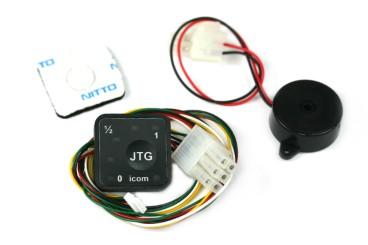 ICOM commutatore JTG HP UCE-04 CAN
