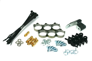 Landi Renzo mounting set 620700763 for 4 cylinders sets