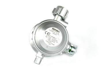 GOK Niederdruckregler EN61-DS 1,5kg/h 50 mbar