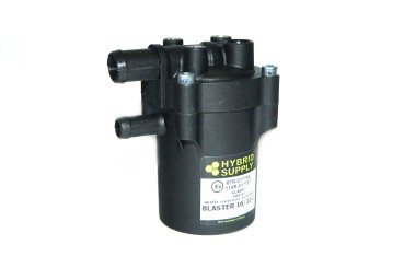 Filter BLASTER gaseous phase 16/11 mm incl. connector for Bosch sensor