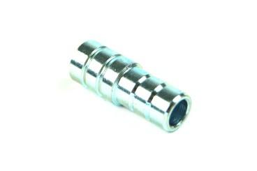 Schlauchkupplung D14mm D12mm (Stahl, verzinkt)