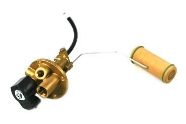 ICOM Multiventil F10 - 4 Löcher H. 180 38°