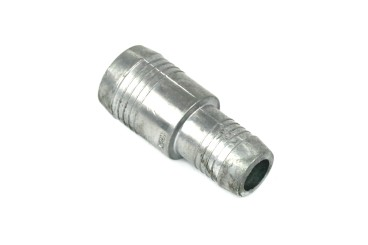 Raccord de tuyau D.21mm D.19mm (aluminium)