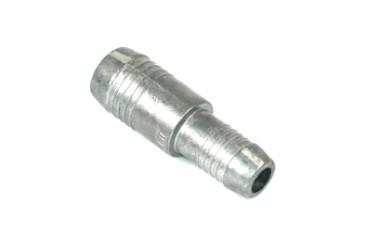 Raccord de tuyau D.16mm D.12mm (aluminium)