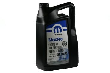 Mopar MaxPro 5W-20 aceite para motor - 5 L