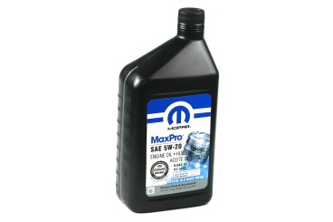 Mopar MaxPro 5W-20 aceite para motor - 0,946 L