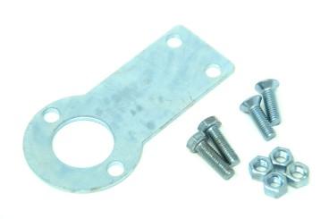 Tomasetto Metallhalterung für Einfüllstutzen inkl. Befestigungsmaterial