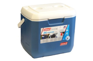 COLEMAN Xtreme Series cooler 26 litres capacity, cooling performance 3 days