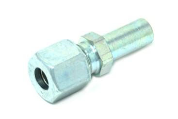 GOK Verbindungsstück RVS 8 mm x RST 10 mm