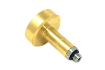 DREHMEISTER DISH LPG Adapter M12 - 76mm (Edelstahlanschluss)