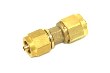 DREHMEISTER screw-in connection for thermoplastic pipe Ø 8 mm / Ø 6 mm