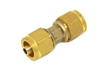 DREHMEISTER screw-in connection for thermoplastic pipe Ø 8 mm