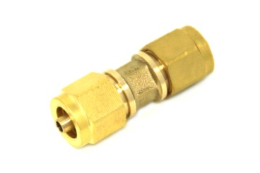 DREHMEISTER screw-in connection for thermoplastic pipe Ø 6 mm