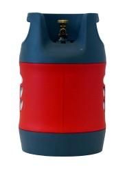 Komposit Tankflasche 18,2 Liter mit 80% Füllstop
