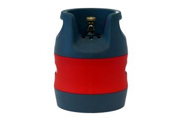 Komposit Tankflasche 12,7 Liter mit 80% Füllstop