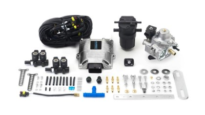 LOVATO Easy Fast 4 cylinders front kit C-OBDII