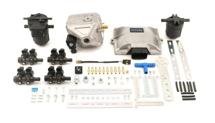 LOVATO Easy Fast 8 cylinders front kit C-OBDII