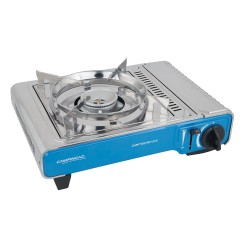 CAMPINGAZ Camp'Bistro® DLX one-burner stove with overheat protection, piezo ignition