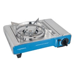 CAMPINGAZ CampBistro® DLX Stopgaz one-burner stove, piezo ignition, overheat protection