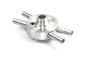 Base para filtro HS02 - 12x12x12x12 mm