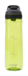 Contigo Autoseal Cortland gourde, bouteille d'eau 720ml (Citron Grey)