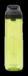 Contigo Autoseal Cortland Trinkflasche, Wasserflasche 720ml (Citron Grey)
