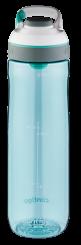Contigo Autoseal Cortland Trinkflasche, Wasserflasche 720ml (Grayedjade)