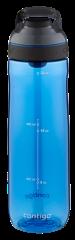 Contigo Autoseal Cortland Trinkflasche, Wasserflasche 720ml (Monaco Grey)