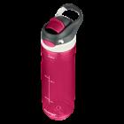 Contigo Chug Trinkflasche, Wasserflasche mit großer Trinköffnung 720ml (Very Berry)