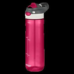 Contigo Chug gourde, bouteille d'eau avec une grande ouverture 720ml (Very Berry)
