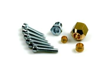 Tomasetto set de tornillos para multiválvulas de bajo suelo
