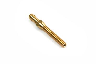 Boquilla roscada M6 hexagonal Ø 6 mm L. 60 mm