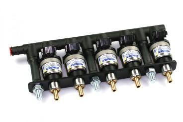 Prins Injektor LPG CNG Keihin KN8 - 5 Zylinder (52cc - 100cc)