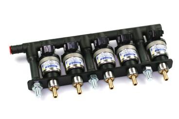 Prins Injektor LPG CNG Keihin KN8 5 Zylinder gelb (73cc)