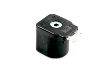 Tomasetto Magnetspule 12V DV 11W mit Flachstecker für 30° Multiventil (6mm) + AT07 Verdampfer