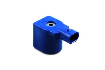Tomasetto Magnetspule 12V DV 17W mit AMP Stecker für 0° EXTRA Multiventil (8mm)