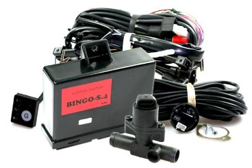 KME Bingo S-6 Elektro-Kit (Venturi)