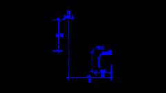 DREHMEISTER Winkelstück 90° Rohrstutzen 6mm für Flexleitung 6mm
