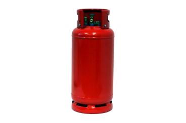 GZWM Tankflasche 36 Liter mit 4-Loch Ventil