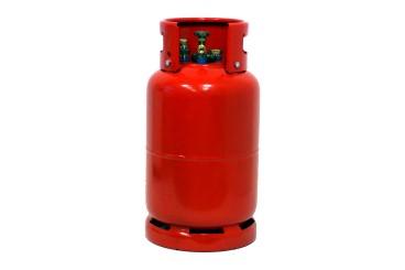 GZWM Tankflasche 27 Liter mit 4-Loch Ventil