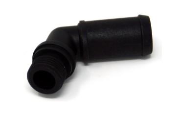 Landi Renzo conexión de agua Ø 15 M14 x 1,25 para reductor SE81 (plástico)