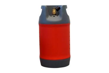Komposit Gasflasche 24,5 Liter (mit Clip-On Ventil)