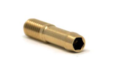 DREHMEISTER boquilla roscada M6 D5 L26